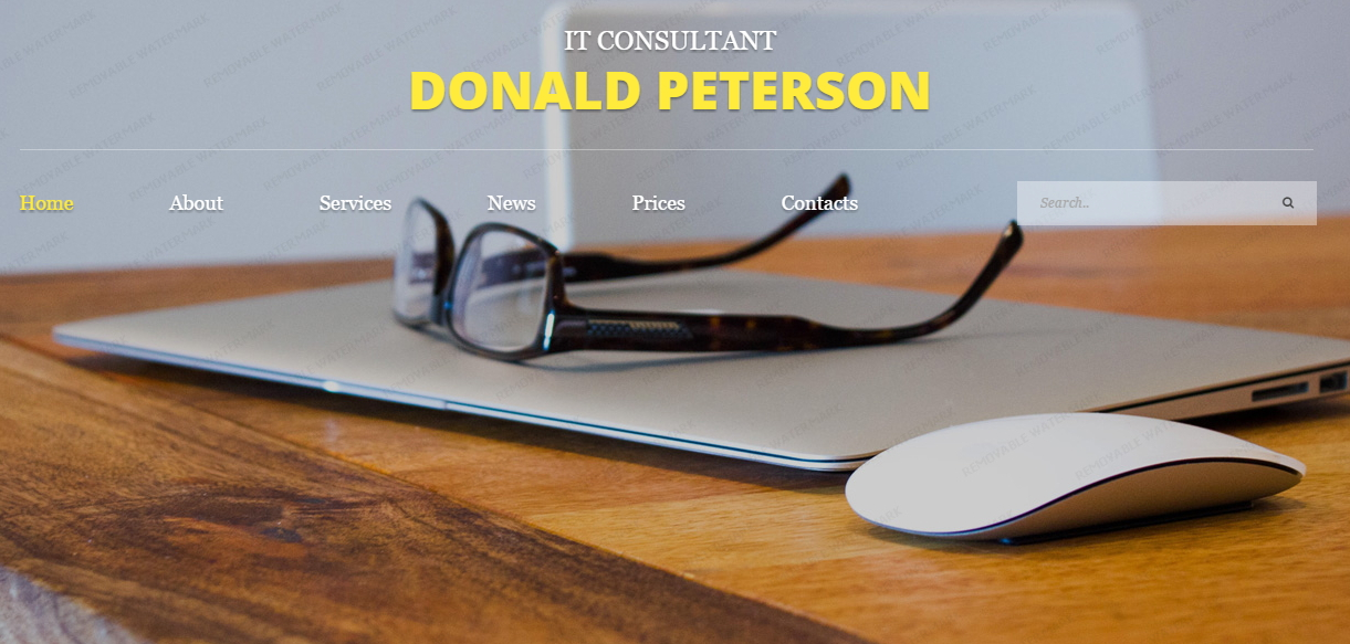 11donal peterson