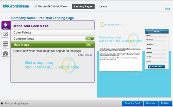 create-landing-page-theme.png