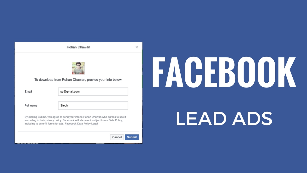 How to Supercharge Your Lead Generation Using Facebook Lead